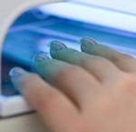 Fornetto per unghie gel